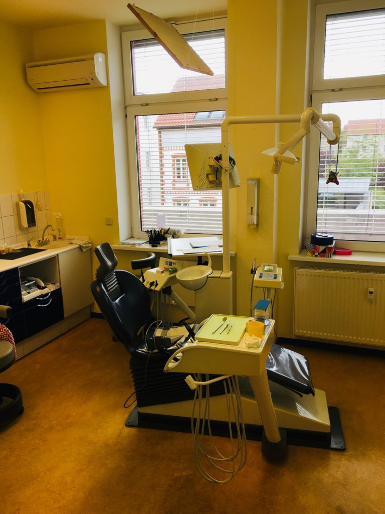 Stomatolog - przejecie gabinetu stomatologicznego - praca w Niemczech - Mecklenburg-Vorpommern - Neubrandenburg